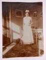 Krankenschwester Edith Rusche in Mazedonien