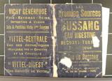 Französisches Notizheft von der Westfront