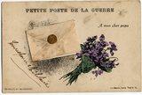 """FRAD067-208 Le """"petit gas"""" René Rodier demande pardon à son père (1915)"""
