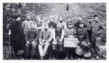 FRAD087_042-Avant le départ pour la guerre. Juillet 1914. Jean MONTASTIER
