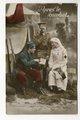 FRAD078-06 Correspondance de guerre, un frère à ses deux soeurs