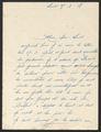 FRBDIC- 44/01 Correspondance et citation à l'ordre d'Alcide Louis Lour, soldat 2e classe