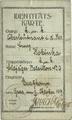 História bankového prokuristu  Franz Hobinka z rokov 1914 - 1918 narukovaného do Grazu