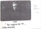 Giannetto Azzaroli - Un ragazzo del '99