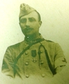 FRAM - Léonard Alexis GILBERT, orginaire de Freneuse. Mort pour la France le 9 juin 1918 à Reims