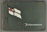 Album mit Propagandapostkarten von Georg Prien aus Braunschweig