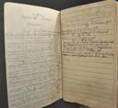 Tagebuch von Josef Reck
