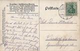 Feldpostkarte an Bernhardine Altmaier