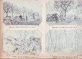 Mémoires 1 : près de Verdun - Alphonse Nadal, dessinateur