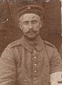 August Stüben, Krankenträger, Wedel/Holstein