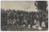 FRBNBU-077 Albert Anciand au 4ème régiment de Zouaves à Tunis.