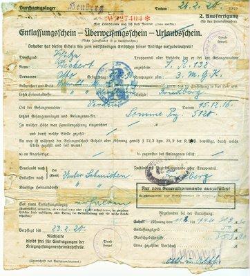 Entlassungsschein Otto Dechert.JPG