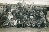 Foto deutsche Kriegsgefangene in Amiens 1919