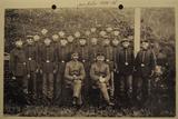 Gruppenfoto mit Franz Liebmann