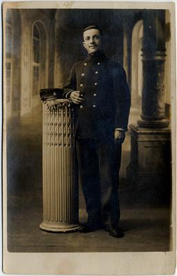 Photo de Guillaume Granet prise avant la guerre.