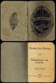 Waffen des Wortes - Kriegslosungs- und Tagebuch 1915