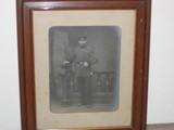 Soldatenbild vom Großvater (Johann Stürmer)