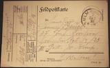 Postkarten von der Westfront - Fam. Bauer