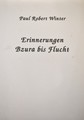 Autobiographie - Paul Winter
