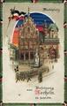 Feldpostkarten meines Großonkels Max Hochmuth von der Westfront