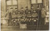 Postkarten aus dem Ersten Weltkrieg