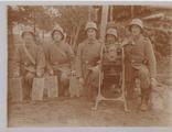 Johann Mathieu und seine Kameraden an der Ostfront
