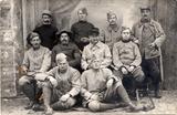 FRAD087- 123.  Histoire de Léon Reilhac, prisonnier de guerre