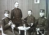 Vier Brüder im Aktivdienst