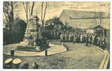 Gefallenengedenken und Friedhof bei Rethel