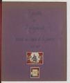 FRBNBU-170  Album de vignettes Delandre de la Grande Guerre