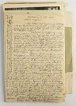Vluchtdagboek van Karel Flour.