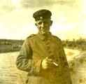 Karl Gebel - als Kriegsgefangener während des Weltkrieges in Sibirien