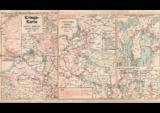 Kriegskarten 31-40 der Vereinigung für private Kriegshilfe (4. Folge)