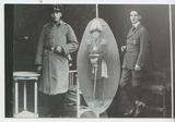 Adam Geulen als Soldat im Ersten Weltkrieg, als Zivilist und als Schützenkönig