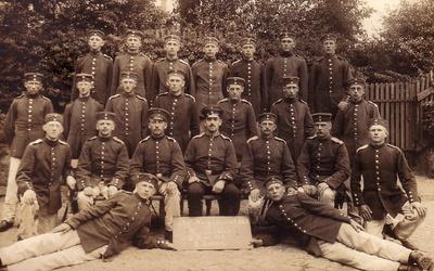 1915   Robert Webeler, Bruder v Lilly,  im 1.Weltkrieg.JPG
