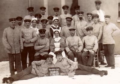1917  Lilly im Vereins-Laz. Osnabrück.JPG