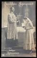 Feldpostkarten von August Scheurig an seine Tochter Katharina Scheurig