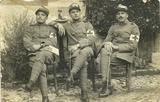 TEOBALDO BOETTO, CAPORALE CONDUTTORE DI AMBULANZE DELLA CROCE ROSSA ITALIANA. 1^ PARTE: 1915-1921.