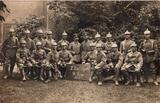 Der Soldat Karl Hornig im 1.Weltkrieg an der Westfront