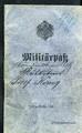 Militärpass und Auszeichnungen von Josef König aus Neuenkirchen