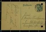 Feldpostkarten von Martin Thielemann