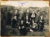 Foto's uit militaire dienst 1915-1916