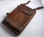 Kartentasche vom Leutnant der Reserve Robert Brubacher aus Kerzenheim