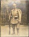 Johannes Fromme fällt am 1. Oktober 1918 in Frankreich
