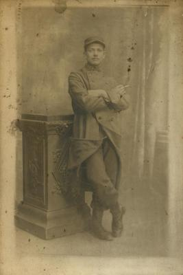 Portrait de Lucien SÉHEUT