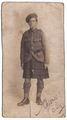 William Marson, 7th Battalion Queen's Own Cameron Highlanders