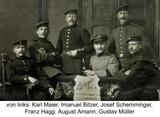 Kriegsteilnehmer aus Lautlingen