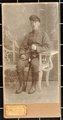 Leutnant der Reserve Max Willy Schilfert in den Karpaten