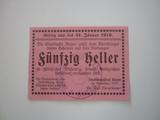 Notgeld Bozen 1918 (Südtirol)