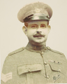John Henry Hutchings, 20th Hussars, Sergeant Master Tailor